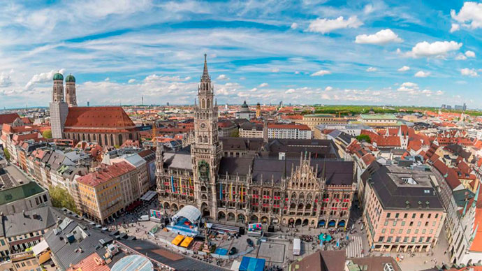 Достопримечательности Мюнхена. Фото города