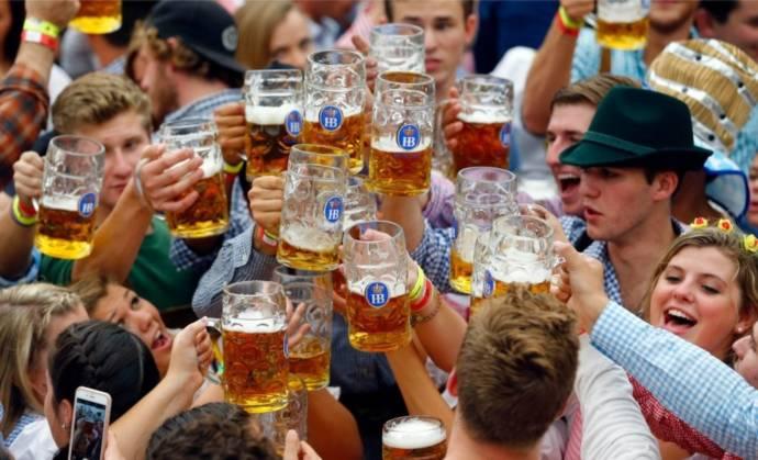Мюнхен. Фестивали. Октоберфест